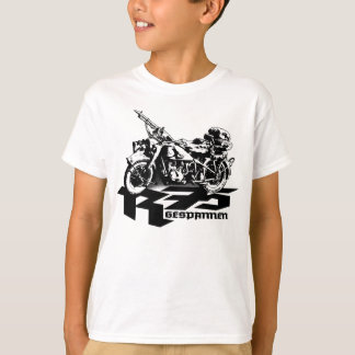 R75 Kids' Basic Hanes Tagless ComfortSoft速 T-Shirt