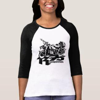 R75 Women's Bella 3/4 Sleeve Raglan T-Shirt