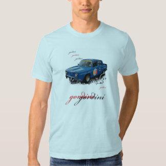 R8 blue Gordini T Shirt