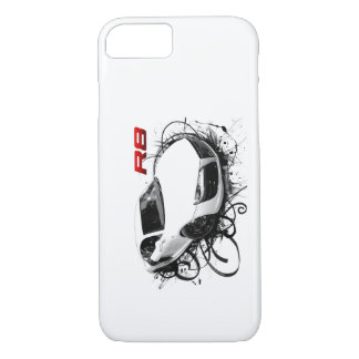 R8 Super Car iPhone 7 case