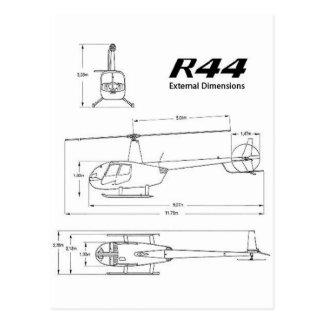 R-44 Robinson Postal
