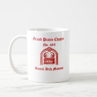 R.A.M. Tribe of Issachar (Royal Arch Masons) Classic White Coffee Mug