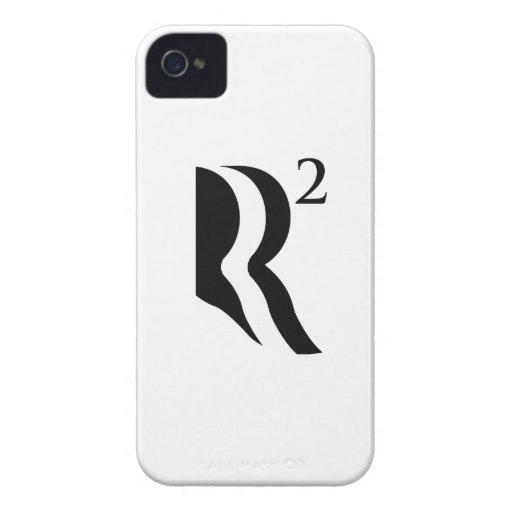 R AJUSTADO - ROMNEY RYAN 12 Case-Mate iPhone 4 FUNDAS