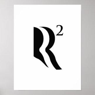 R AJUSTADO - ROMNEY RYAN 12 POSTERS