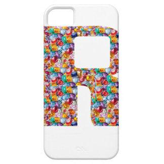 R alfa K J I de los REGALOS de la DIVERSIÓN 9 de iPhone 5 Funda