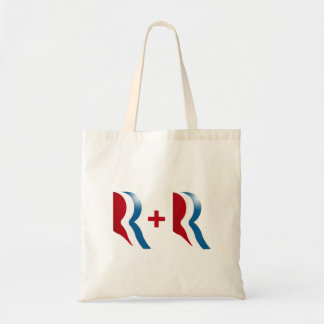 R AND R.png Budget Tote Bag
