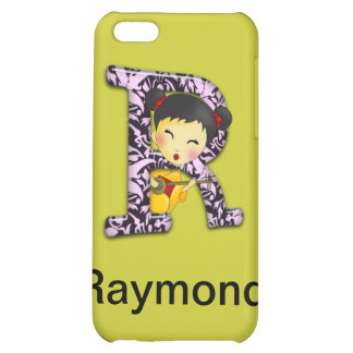R Asian Girl Cover For iPhone 5C