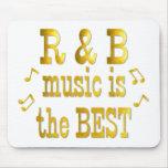 R & B Best Mouse Mat