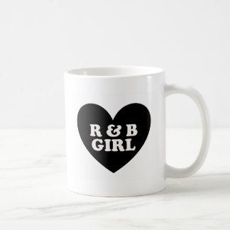 R & B Girl Coffee Mug
