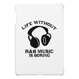 R & B Music designs Cover For The iPad Mini