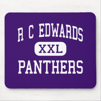 R C Edwards - Panthers - Junior - Central Mouse Mats