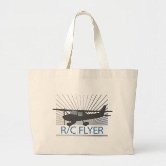 R/C Flyer Tote Bag