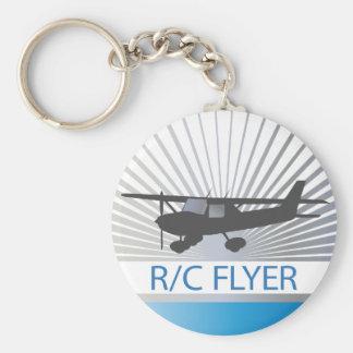 R/C Flyer Keychain