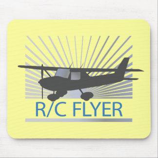 R/C Flyer Mouse Pad