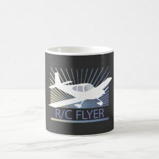 R/C Flyer Classic White Coffee Mug