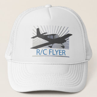 R/C Flyer Trucker Hat