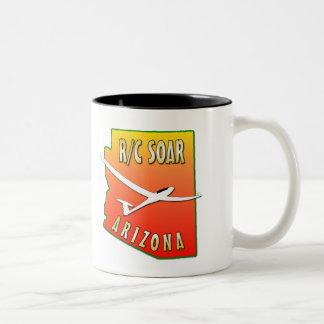 R/C Soar Arizona Two-Tone Coffee Mug