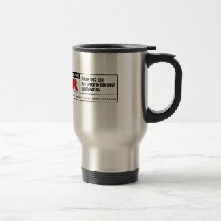 R clasificado tazas de café