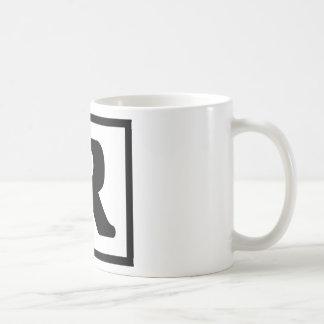 R clasificado taza de café