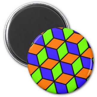 R Cube Look Magnet