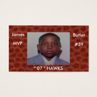 R.D. Sports Profile Cards