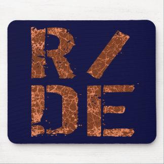 R/DE MOUSE PAD