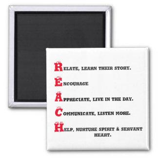 R.E.A.C.H. magnet