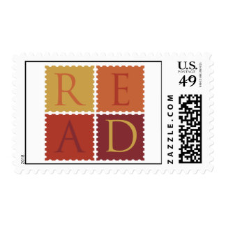 R-E-A-D Stamps