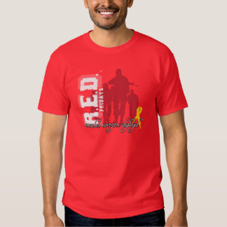 R.E.D. Fridays T-shirts