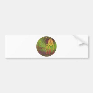 R E I K I World Bumper Sticker