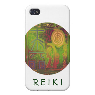 R E I K I World Cover For iPhone 4