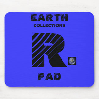 R, EARTH, COLLECTIONS, MOUSEPAD