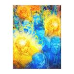 R_Evolution · Canvas/Linen cloth Stretched Canvas Prints