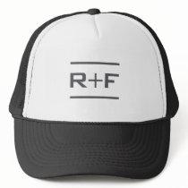 R F Trucker Hat