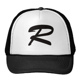 R for Ridiculously Good Looking Hat
