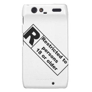 R-Grado Droid RAZR Carcasas
