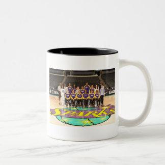 R.Hill Two-Tone Coffee Mug