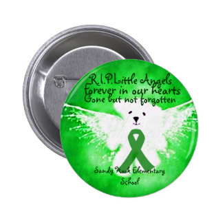 R.I.P.Angels of Sandy Hooks Elemtary School_Button Button