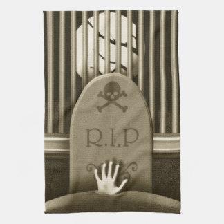 R.I.P. Casa encantada de Halloween de la mano del Toallas