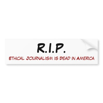is journalism in america dead