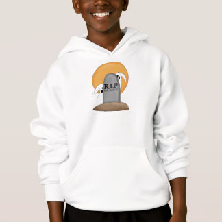 R.I.P Ghosts Halloween Fun Hoodie