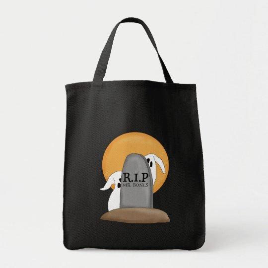 R.I.P Ghosts Halloween Fun Tote Bag