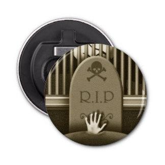 R.I.P. Graveyard Grave Halloween Haunted House Bottle Opener