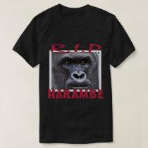 R.I.P Harambe Shirt