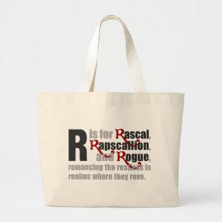 R is for Rascal Bag