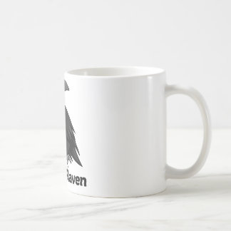 R is for Raven Mugs