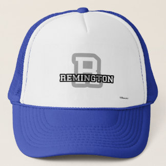 R is for Remington Trucker Hat