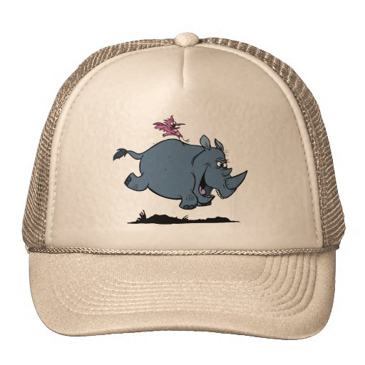 R is for Rhino Mesh Hats