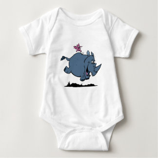 R is for Rhino T Shirts
