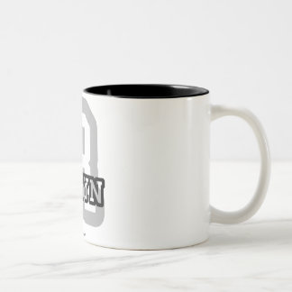 R is for Robyn Coffee Mugs